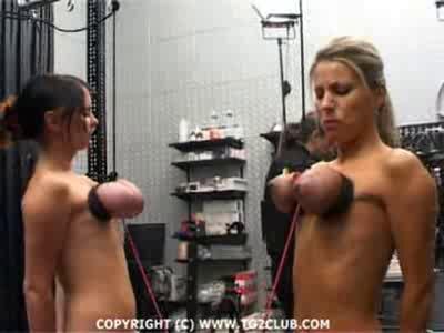 Torture Galaxy BDSM Part 3