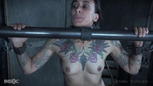 Bound hole BDSM