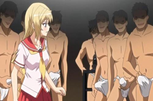 Shiiba-san no Ura no Kao Anime and Hentai