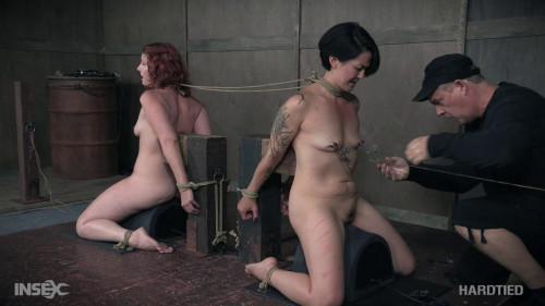 HdT Sep 6, 017 - Mia Torro & Kel Bowie BDSM