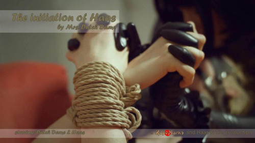 Ropemarks - Jun 16, 2014 - The Initiation of Haas, by Mrs. Dutch Dame