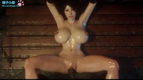Secret of Beauty - Vol. 4 - Kunoichi Edition - Full HD 1080p 3D Porn