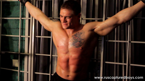 Bodybuilder Vasily in Jail