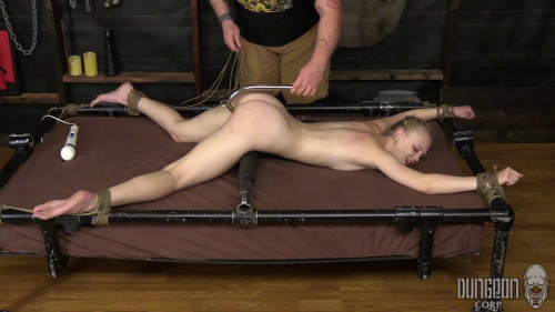 She is a good girl, and wants BDSM