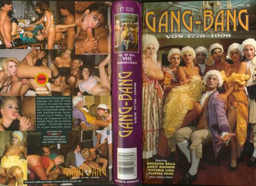 Gangbang Von 1778-1998 Retro