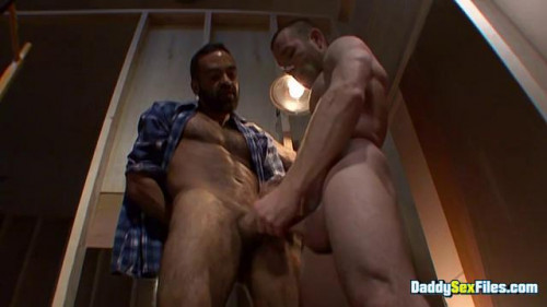 DaddySexFiles - A Cock-Lovers Feast Of Meat
