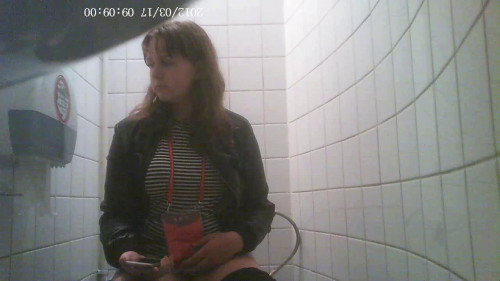 Hidden Camera In The Student Toilet - Vol. 4 - HD 720p Hidden camera