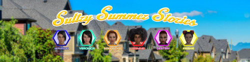 Sultry Summer Stories Porn games