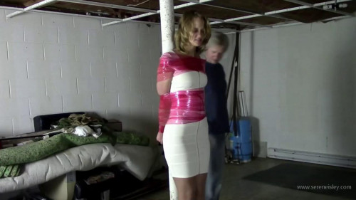 Mia Vallis - Grabbed and Pole Tied Tightly