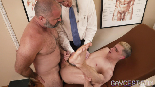 GayCest - Coming of Age - Mr Angus and his lad Marcus - Tape FIRST