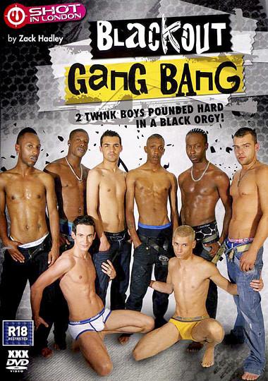 Blackout Gang Bang Gay Movie