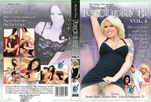 Bitches Who Force Hubby Bi vol.5