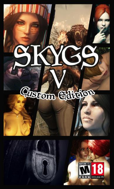 Skyrim Skygs Custom Edition