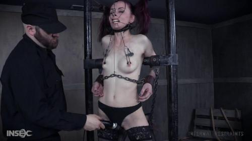 Little Pretty Slave Punished Hard