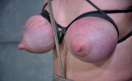 Broken Blonde- BDSM fun and games