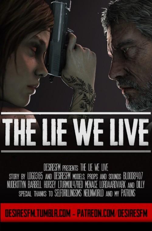 DesireSFM - The Lie We Live (2017) 720p