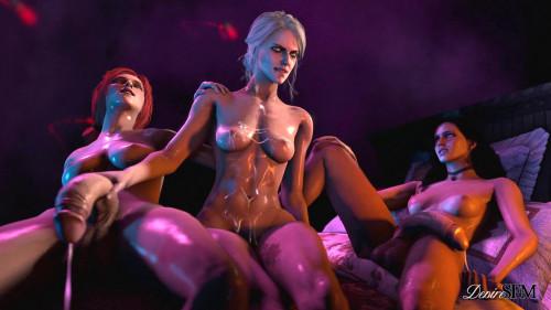 The Demons Realm 3D Porn