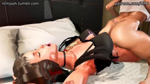 Wild Dreams 3D Porn