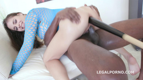Cathy Heaven Ball Deep like never before She finally tired after 45 Minutes with Chapman (2016)