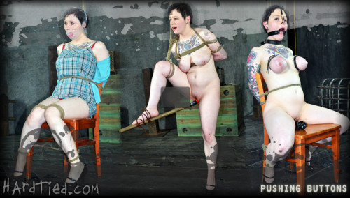 Hardtied - May 02, 2012 - Pushing Buttons BDSM