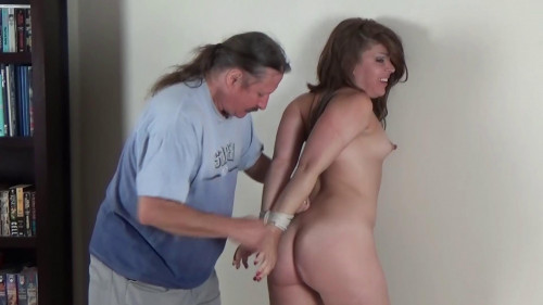 Bound And Heavily Groped By Advisor