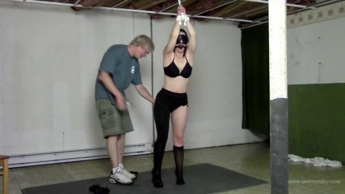 Serene Isley - Tickle Torture Spanking