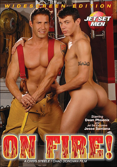 On Fire! Gay Movie