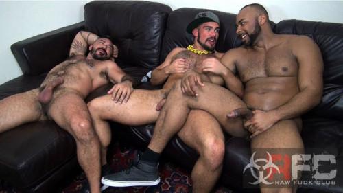 Aarin Asker, Alessio Romero & Ray Diesel