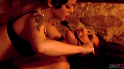 The Black Widow - Scene 2 - HD 720p