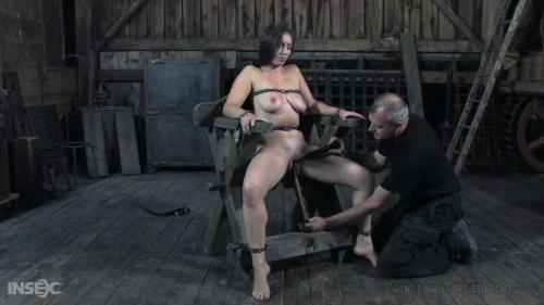 Restraint bondage Pig - part TWO