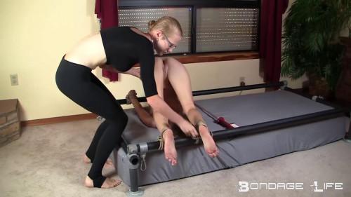 BondageLife - Starring Brynlee Nelson - 1/29/2017 BDSM