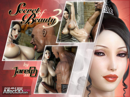 Secret of beauty 3 3D Porno