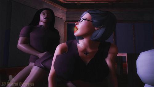 Mrs. Diana - HD 720p 3D Porno