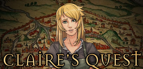 Claire's Quest Ver.0.15.2 Hentai games