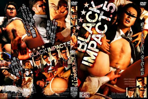 Black Impact vol.5 Asian Gays