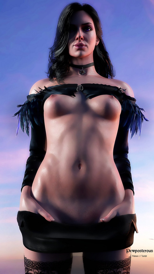 Yennefer ( The Witcher 3 )