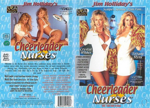 Cheerleader Nurses