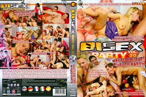 BiSex Party Vol. 20 Haute Couture Bi-Fuck Party