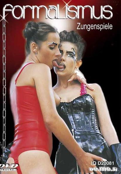 Formalismus Zungenspiele DVD