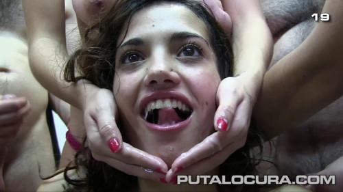 Teen Carlota: Lefa, laughter and maximum cerderío Bukkake