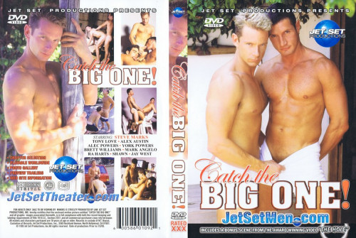 Catch the Big One Gay Retro
