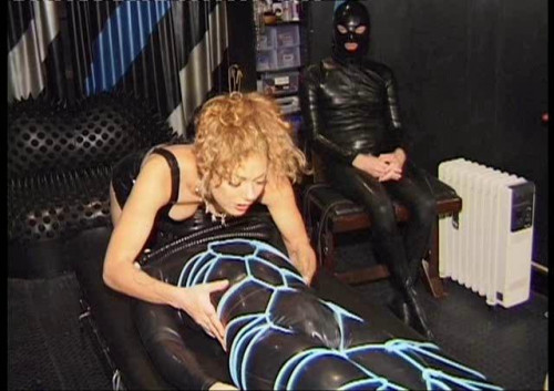 Blow Up Party By Mistress Chelsea - Scene 2 BDSM Latex