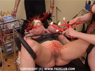 Extreme Tit Pussy Torture And Needle Pain Part 6 ( 10 scenes) MiniPack BDSM