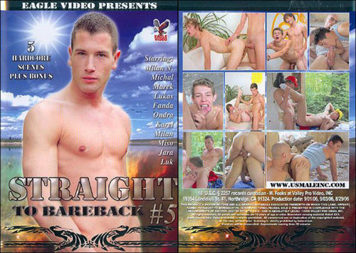 Straight to Bareback Vol.5