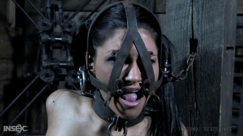 Tight tying, spanking and punishment for stripped hawt doxy part 2 Full HD 1080p