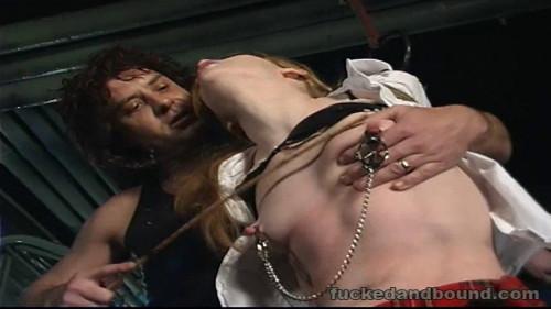 She Craves Hard Punishment