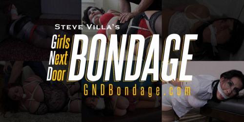 Girl Next Door Bondage by Steve Villa (Part 3)