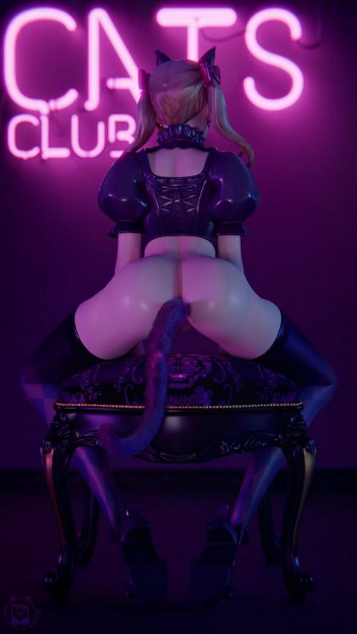 Miaw Vol. 34 3D Porno