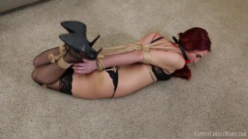 Lolas Hogtied Torment BDSM