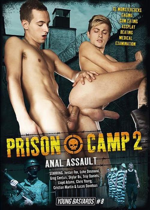 Prison Camp Vol. 2 Gay Movie